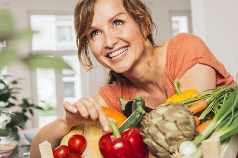 как похудеть после 59 женщине